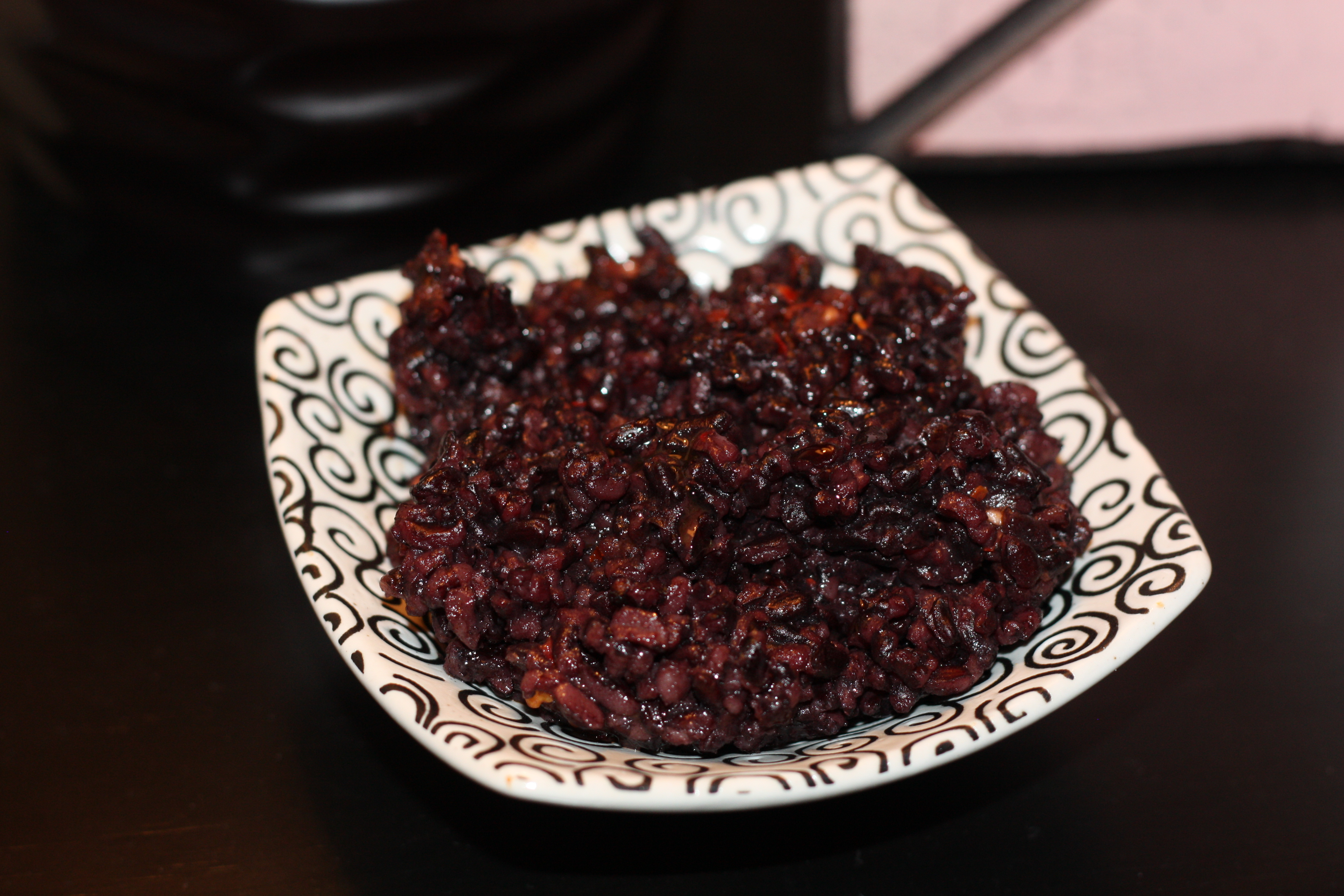 Forbidden Rice Salad For A Digestive Peace Of Mind Kate