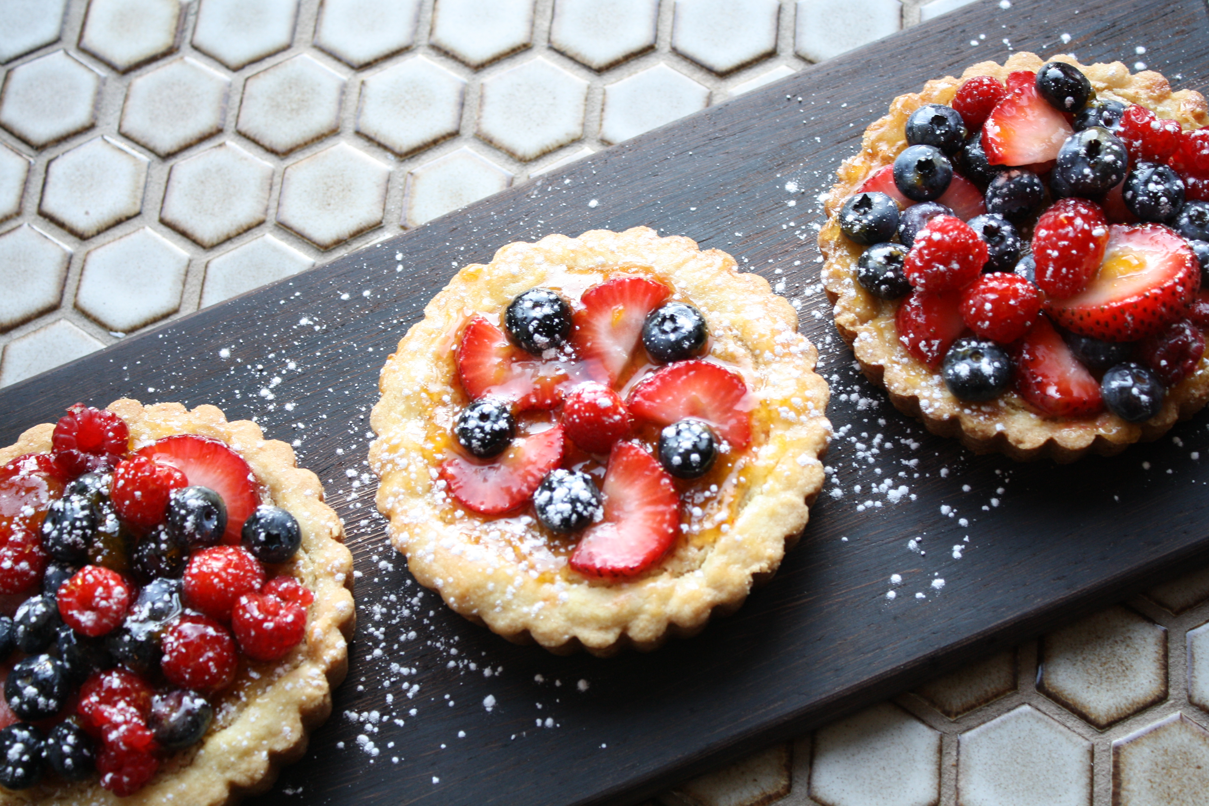 Fruit Tarts! - For A Digestive Peace of Mind—Kate Scarlata RDN