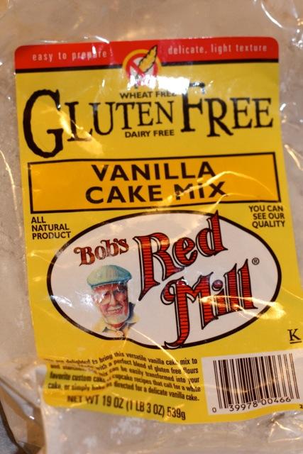 Bob S Red Mill Vanilla Cake Mix Recipes