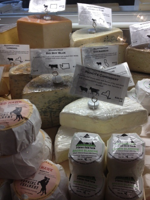 cheese in nyc