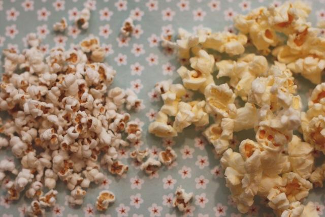 popcorn vs sorghum