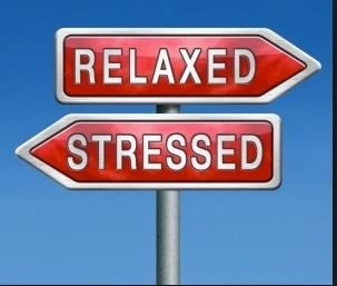 relax:stress
