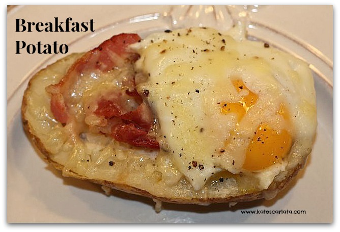 Breakfast potato