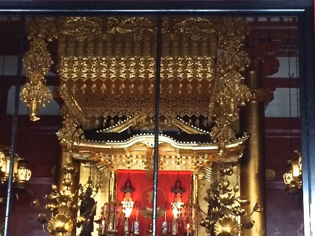 inside of shrine