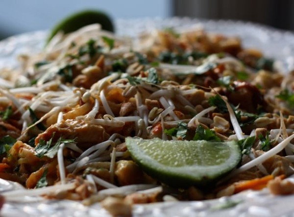 Pad Thai low FODMAP