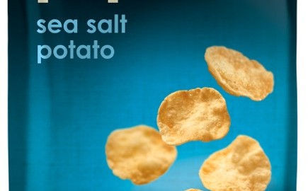 popchips Sea Salt Potato
