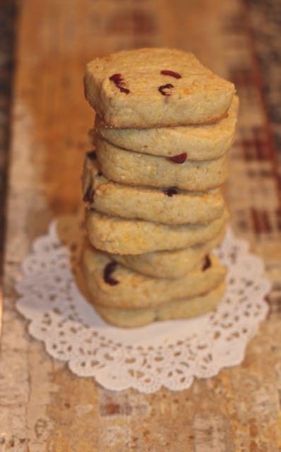 corn meal cookies