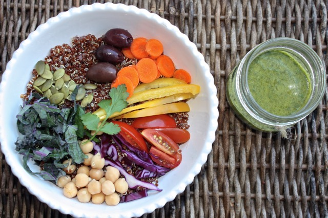 Nourish Bowl low FODMAP
