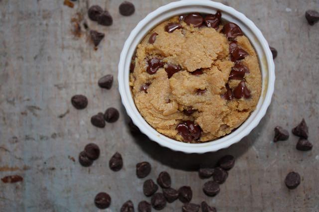 pb mug cookie