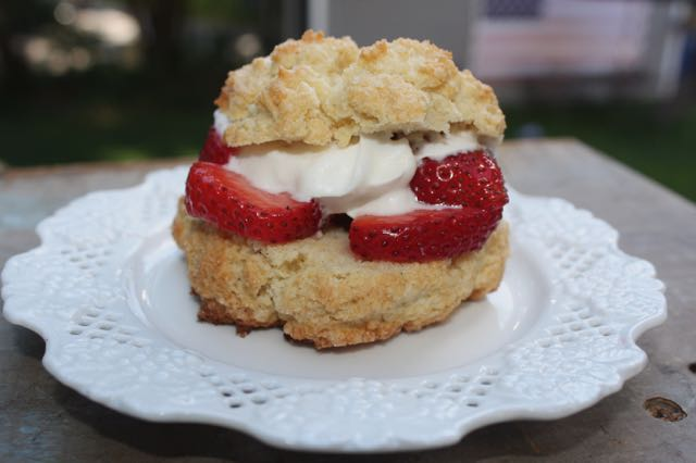 strawberrie shortcake