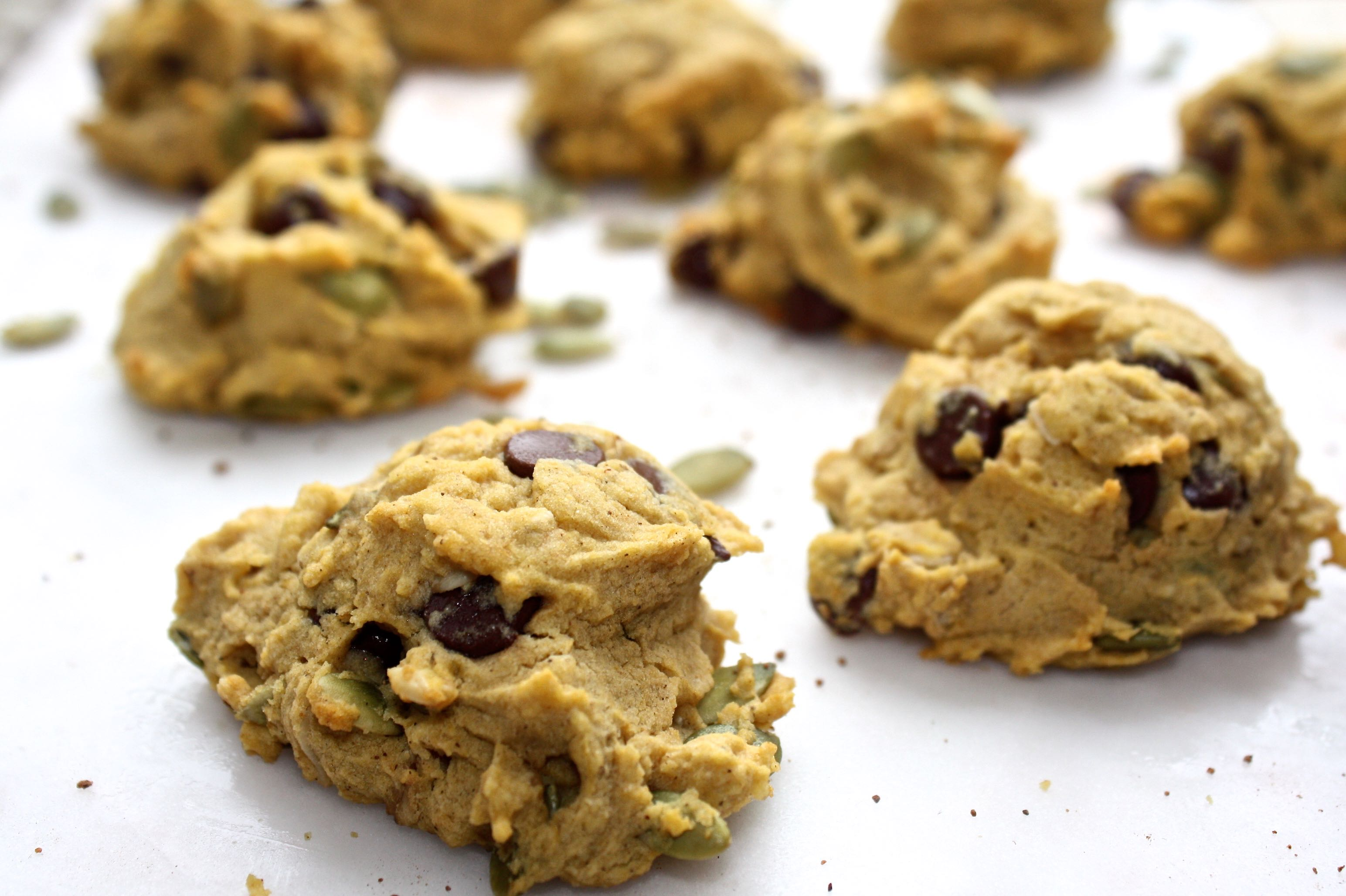 Spiced Pumpkin Oat Cookies - The well balanced FODMAPer—Kate ...