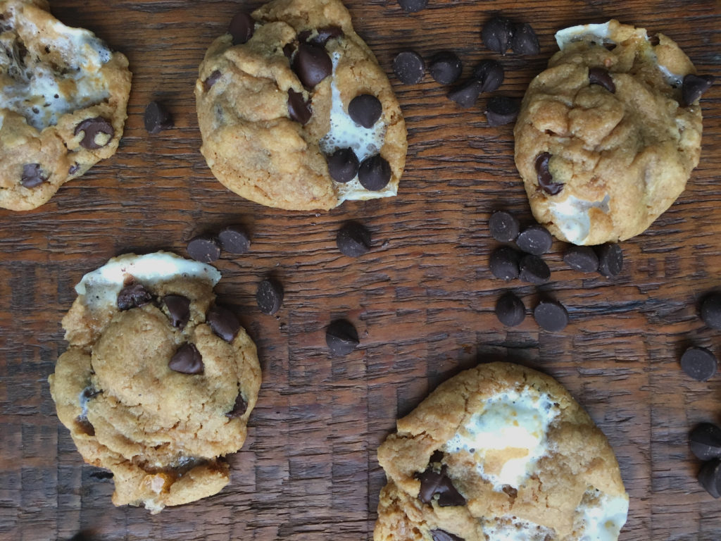 Nutty S More Flourless Cookies For A Digestive Peace Of