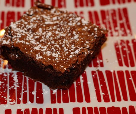 Rich and Tasty Gluten-free chocolate brownies