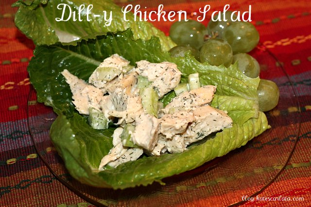 chicken salad 1