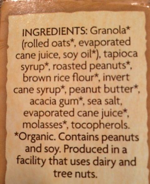 ingredients np