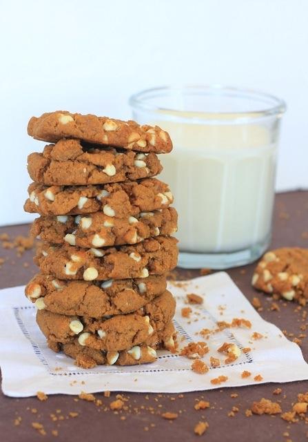 Peanut Butter Sweet Potato Cookies