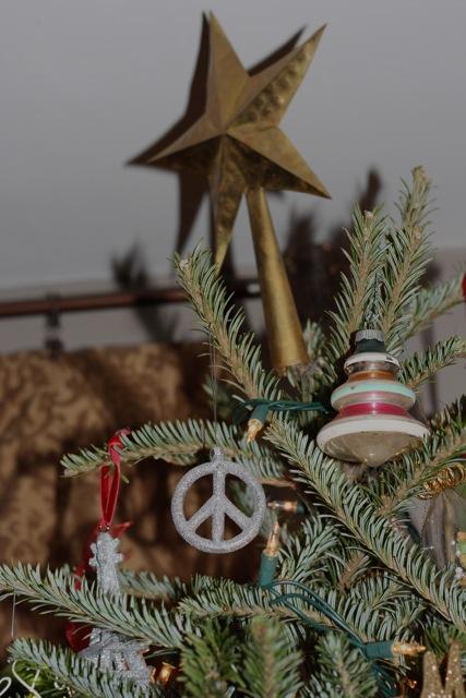 peace on tree