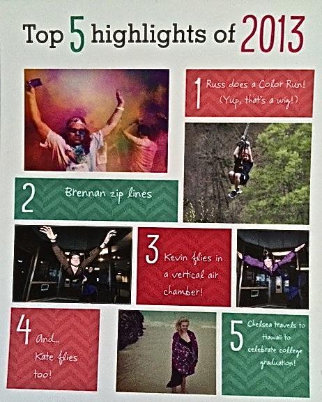 2013 adventures