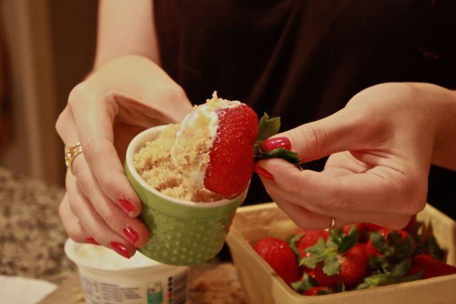 Sweet Strawberry Treats!