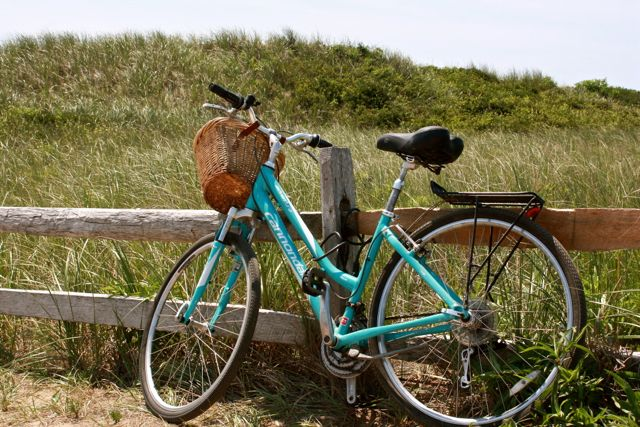 nantucket biking