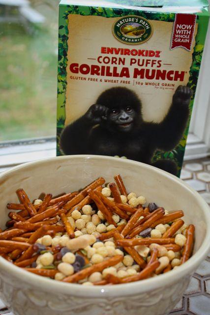 Gorilla Munch Trail mix