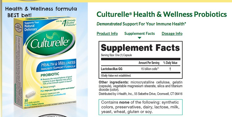 health and wellness culturelle