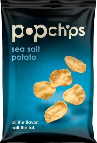 popchips Sea Salt Potato
