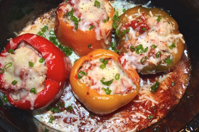 low fodmap bell peppers