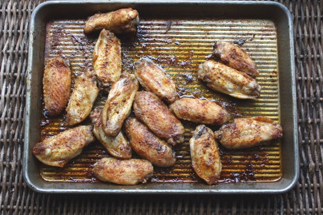 BBQ Wings (low FODMAP) & give-a-way!