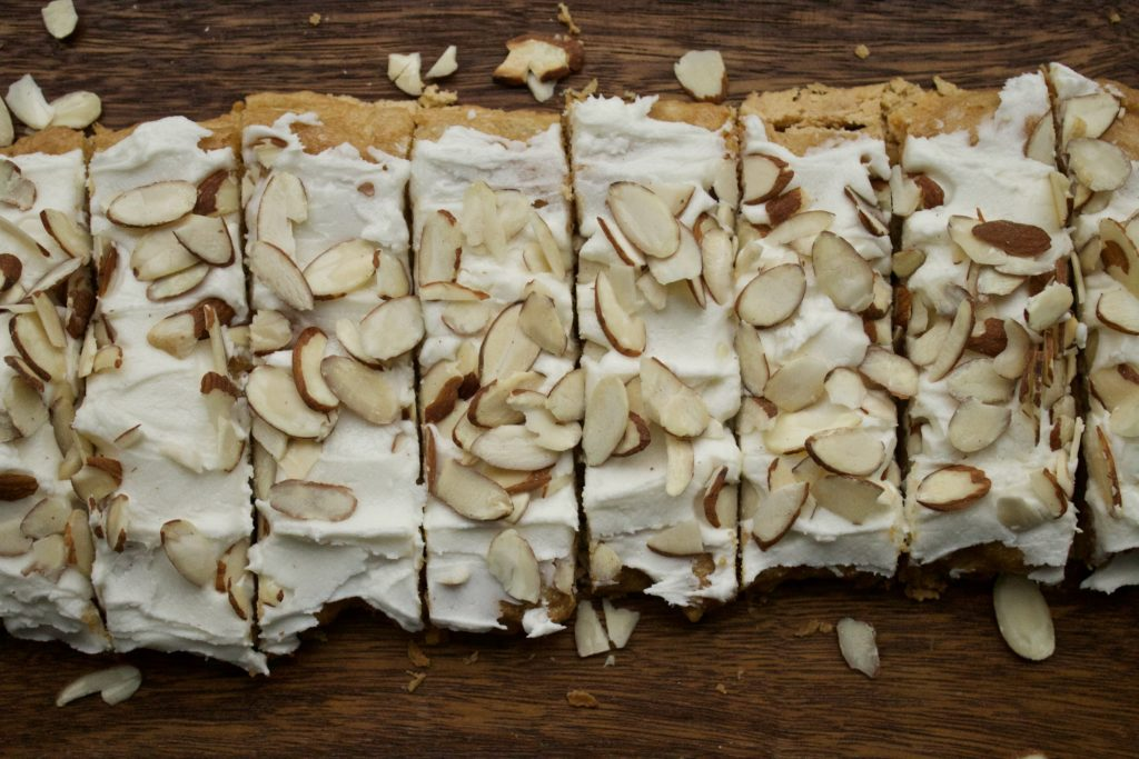 Almond Danish (gluten free + low FODMAP)